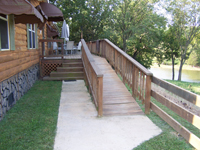 High Adventure Ranch Handicap Accessible