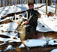 Whitetail Hunt at Deer Outfitter in Missouri