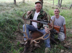 Guided Hunts at High Adventure Ranch