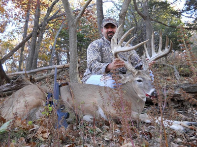Missouri Whitetail Deer Hunting at High Adventure Ranch