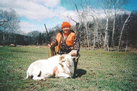Texas Dall Ram Hunt at High Adventure Ranch