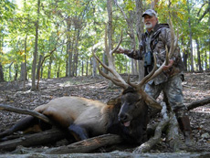 Elk Hunting in Missouri
