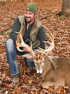 Fall Whitetail Hunt at High Adventure Ranch