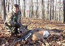 Kid Friendly Whitetail Hunt